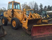 1980 Case W14 Wheel Loader