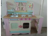 ELC WOODEN COUNTRY KITCHEN