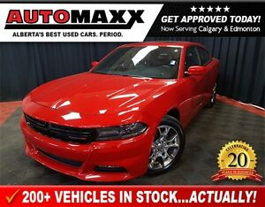 2016 Dodge Charger SXT AWD w/Leather/Sunroof!