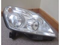 LIKE NEW VAUXHALL ASTRA H MK5 OS DRIVERS RH HEADLIGHT ASSEMBLY