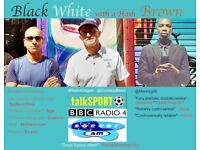 Ed Fringe: Black White with a Hash Brown FREE