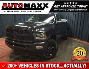 2016 Ram 2500 Laramie Black Edition! Loaded!