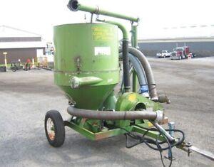 Walinga 510 Grain Vac
