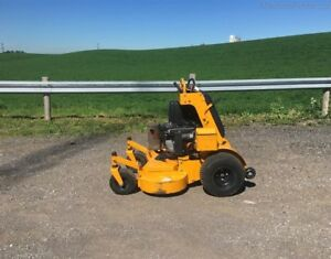 2016 Wright Stander Stand-On Mower