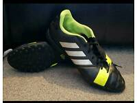 Adidas nitrocharge football astro turf UK 10