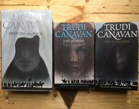 AGE OF THE FIVE – Trilogy by Trudi Canavan