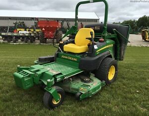 2011 John Deere 997 Zero Turn Mower