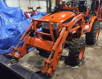 2012 Kioti CK20S Compact Tractor with Loader