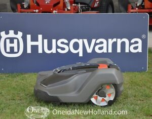 New Husqvarna 450X Automower