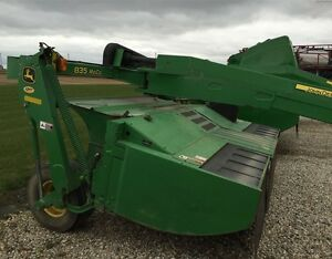 2008 John Deere 835 Mower Conditioner Kitchener / Waterloo Kitchener Area image 3