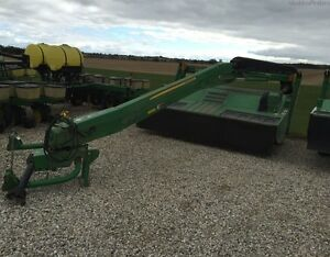 2008 John Deere 835 Mower Conditioner Kitchener / Waterloo Kitchener Area image 1