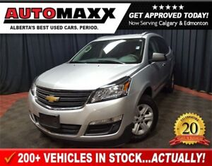 2017 Chevrolet Traverse LS AWD!
