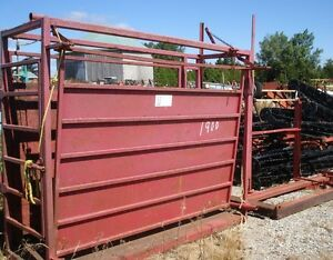Weber Cattle Scale Stratford Kitchener Area image 1