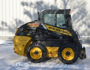 2014 New Holland L218 Skid Steer