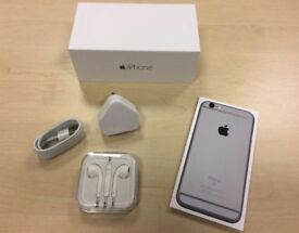 ***GRADE A *** Boxed Space Grey Apple iPhone 6s 64GB Factory Unlocked Mobile Phone + Warranty