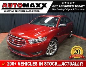 2015 Ford Taurus Limited AWD w/Leather/Nav/Roof!