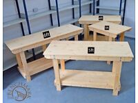 Workbench | Available in many sizes | Also bespoke sizes | STRONG & STURDY