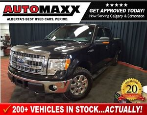 2014 Ford F-150 XTR SuperCrew 4x4!