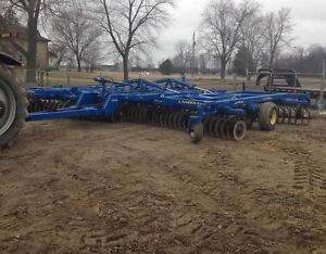 2010 Landoll 7430-29 Vertical Tillage