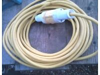 110v extension lead/cable