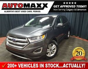2015 Ford Edge SEL AWD w/Leather/Navigation!