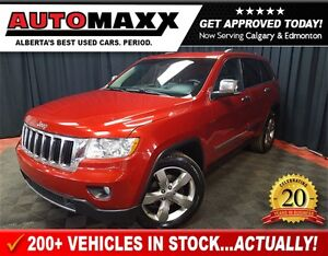 2011 Jeep Grand Cherokee Limited w/Leather/Nav/Pano Roof!