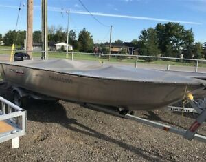 2017 Princecraft Lynx 16' Boat Package