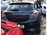 Vauxhall Astra H Mk5 1.4 SXi 2007 3DR Black Z20R Breaking For Spares