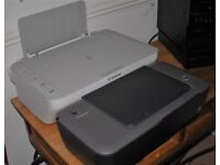 CANON WIRELESS PRINTER/ SCANNER (BROKEN) PAPER KEEPS JAMMING HP BASIC PRINTER WORKING £10 FOR BOTH