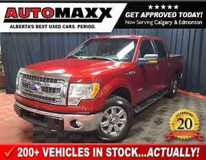 2014 Ford F-150 XTR SuperCrew 4x4 3.5L!
