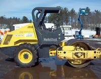 2007 Bomag BW177DH-3 Drum Roller