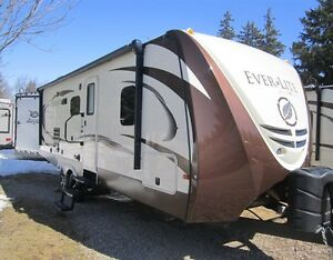 2015 Everlite EL242RBS Travel Trailer