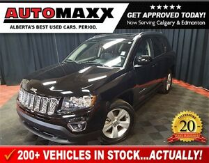 2016 Jeep Compass High Altitude w/Leather/Sunroof!