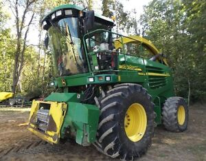 2003 John Deere 7400 Self Propelled Forage Harvest