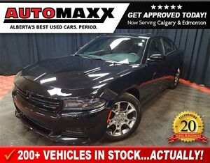 2016 Dodge Charger SXT Plus AWD w/Sunroof/Nav!