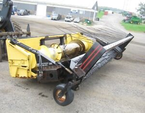 New Holland 971 Pickup Head
