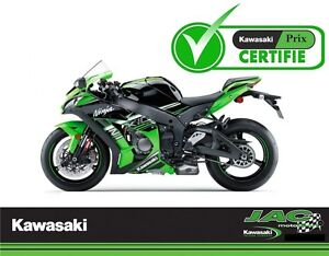 2016 kawasaki Ninja ZX-10R ABS Kawasaki Racing Team Edition 44.7