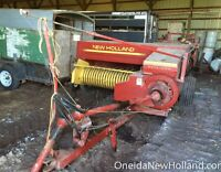 1988 New Holland 316 Small Square Baler