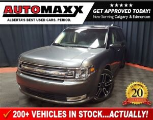2015 Ford Flex SEL w/Leather/Skyview Roof/Nav!