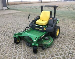 2007 John Deere 737 Zero Turn Mower