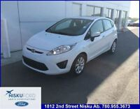 2012 Ford Fiesta SE Automatic Hatchback Sunroof and more!!