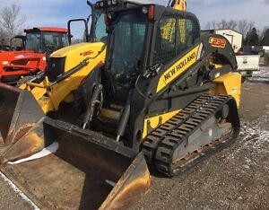 2011  New Holland C232 Compact Track Loader