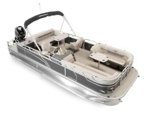 2019 Princecraft Vectra 23RL Pontoon Boat