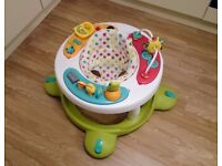Mothercare Spots Walk Around - Baby walker - RRP £80