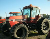 Case IH 7120 4WD Tractor with Cab