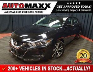 2016 Nissan Maxima SV w/ Leather/Nav!
