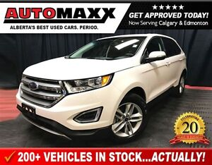 2016 Ford Edge SEL AWD w/ Leather!