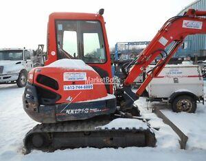 2007 Kubota KX121 Mini Excavator