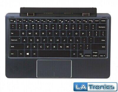 Dell Latitude 11 5175 5179 Tablet Keyboard Battery Dock w/ Stylus Pen FWV30 K12M