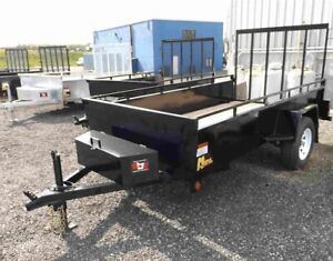 Loaded 5'x10' Utility Trailer - Canadian Made